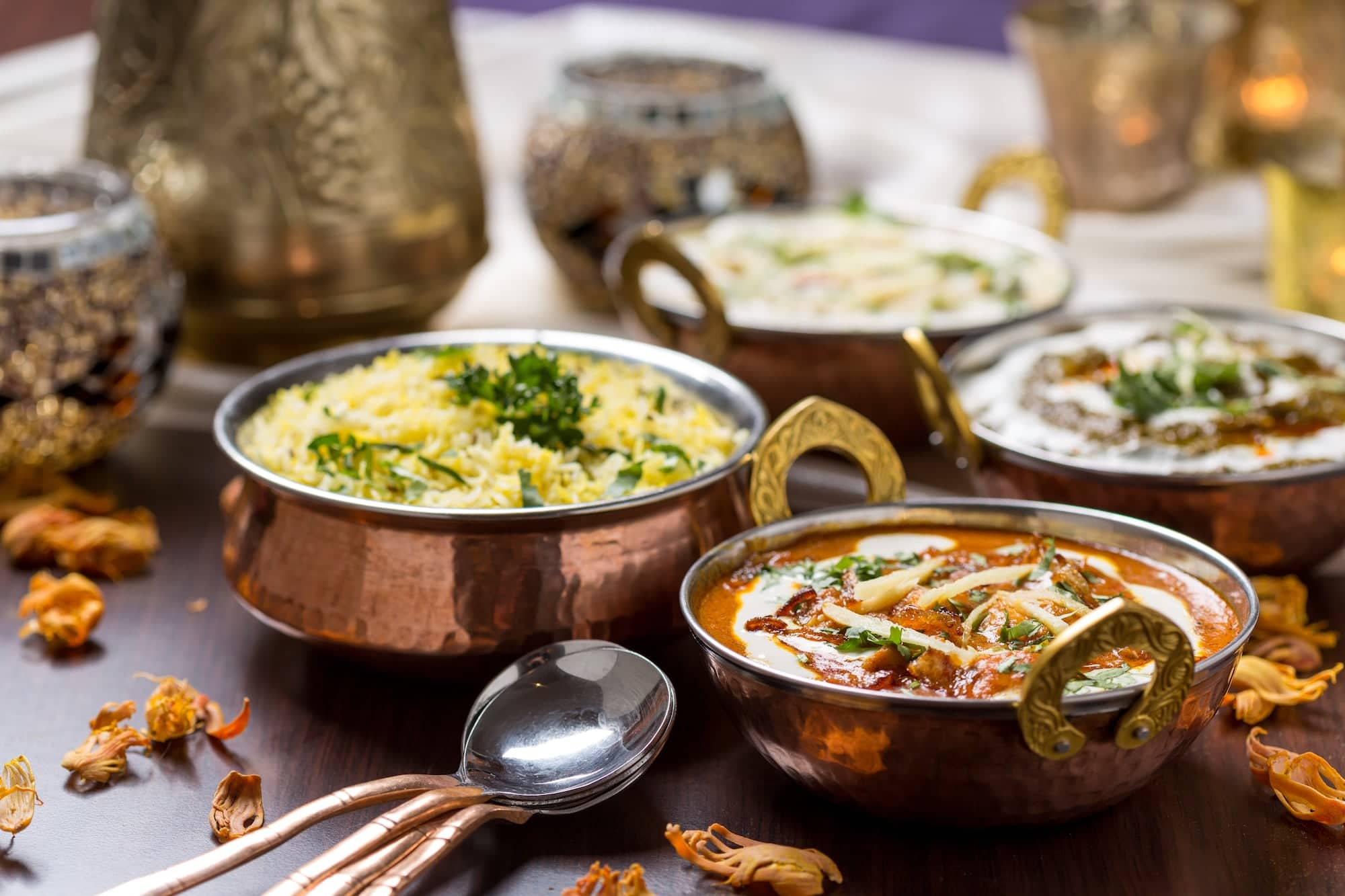 Indian Takeaway Home Delivered to Cameron Park